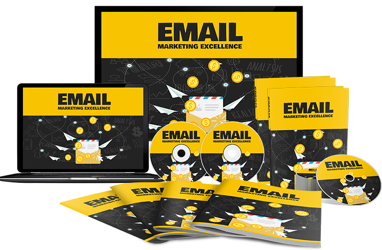 Email Marketing Excellence PLR Full Package